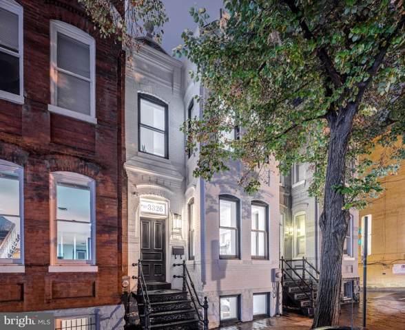 3326 Prospect Street NW, WASHINGTON, DC 20007 (#DCDC449600) :: Crossman & Co. Real Estate