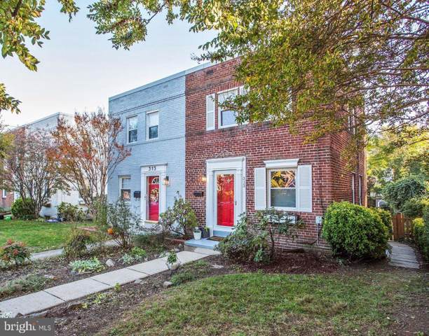 313 E Bellefonte Avenue, ALEXANDRIA, VA 22301 (#VAAX241382) :: The Speicher Group of Long & Foster Real Estate