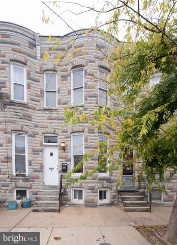 1244 Carroll Street, BALTIMORE, MD 21230 (#MDBA491028) :: The Maryland Group of Long & Foster