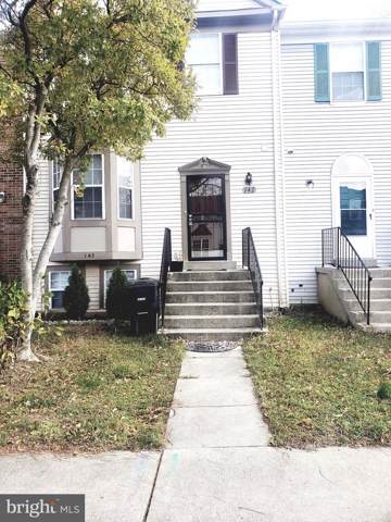 142 Joyceton Terrace, UPPER MARLBORO, MD 20774 (#MDPG550232) :: The Maryland Group of Long & Foster Real Estate