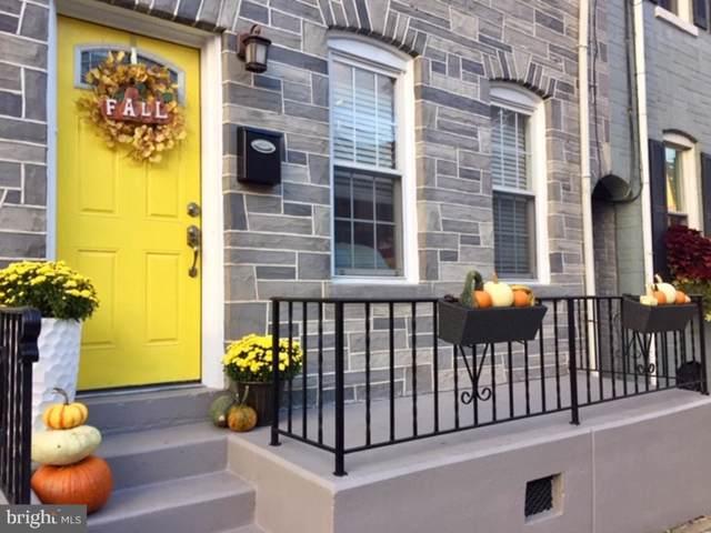 221 W Lemon Street, LANCASTER, PA 17603 (#PALA143244) :: Keller Williams of Central PA East