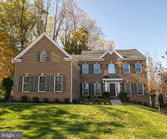 703 Bleak Hill Place, UPPER MARLBORO, MD 20774 (#MDPG550234) :: Radiant Home Group