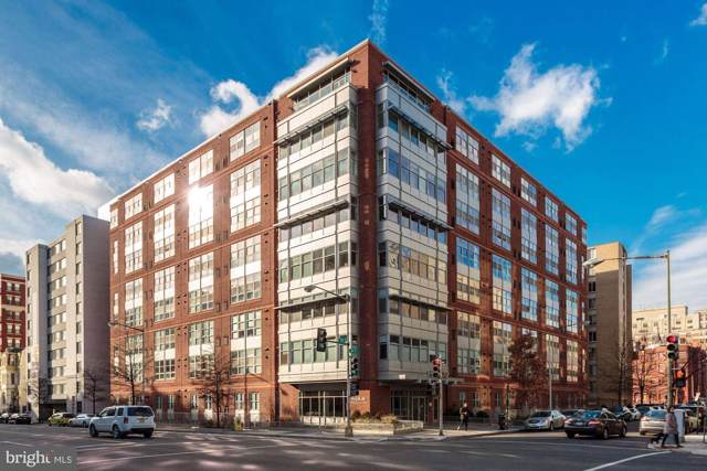 1300 N Street NW #808, WASHINGTON, DC 20005 (#DCDC449608) :: Eng Garcia Grant & Co.