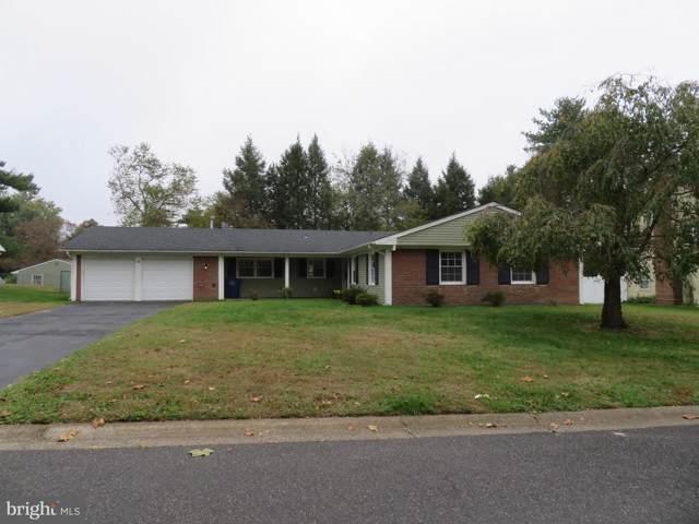 16 Courtland Lane, WILLINGBORO, NJ 08046 (#NJBL361118) :: Keller Williams Real Estate