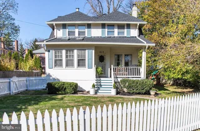 217 Great Falls Road, ROCKVILLE, MD 20850 (#MDMC686520) :: Keller Williams Pat Hiban Real Estate Group