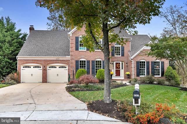 8387 Greenstone Court, MILLERSVILLE, MD 21108 (#MDAA418468) :: Keller Williams Flagship of Maryland