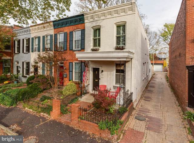 524 10TH Street SE, WASHINGTON, DC 20003 (#DCDC449626) :: Eng Garcia Grant & Co.