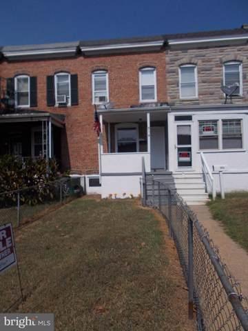 514 Maude Avenue, BALTIMORE, MD 21225 (#MDBA491046) :: Dart Homes
