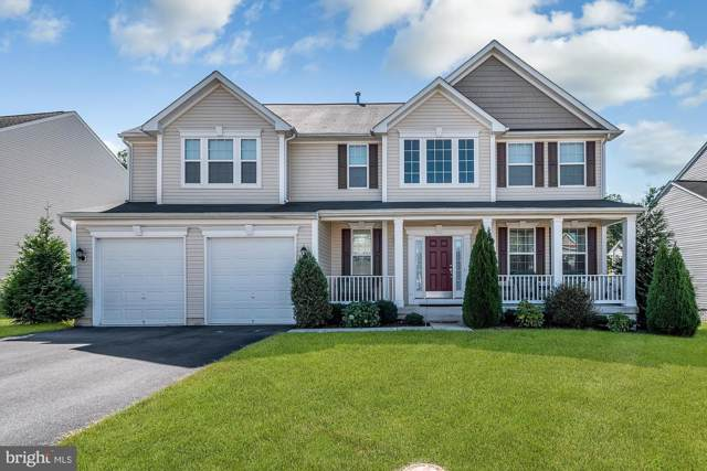 133 Merlot Drive, STEPHENSON, VA 22656 (#VAFV154178) :: Bob Lucido Team of Keller Williams Integrity