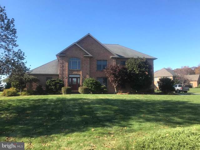 381 Thornhill Drive, HANOVER, PA 17331 (#PAYK128364) :: The Joy Daniels Real Estate Group