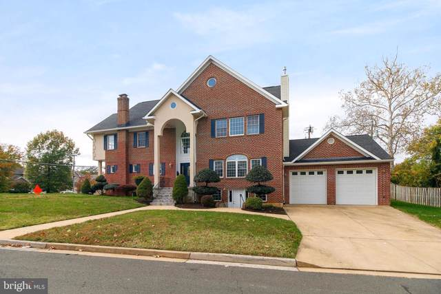 3948 Fairview Drive, FAIRFAX, VA 22031 (#VAFC119096) :: The Vashist Group