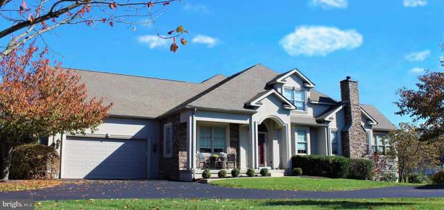 249 Country Club Drive, TELFORD, PA 18969 (#PAMC630960) :: ExecuHome Realty