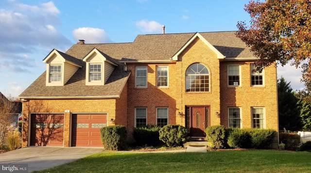 291 Huntersridge Road, WINCHESTER, VA 22602 (#VAFV154182) :: The Licata Group/Keller Williams Realty