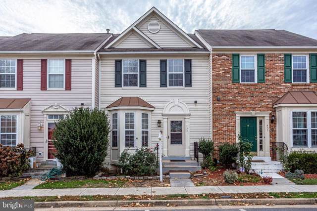 455 Silverbell Terrace NE, LEESBURG, VA 20176 (#VALO398446) :: Shamrock Realty Group, Inc
