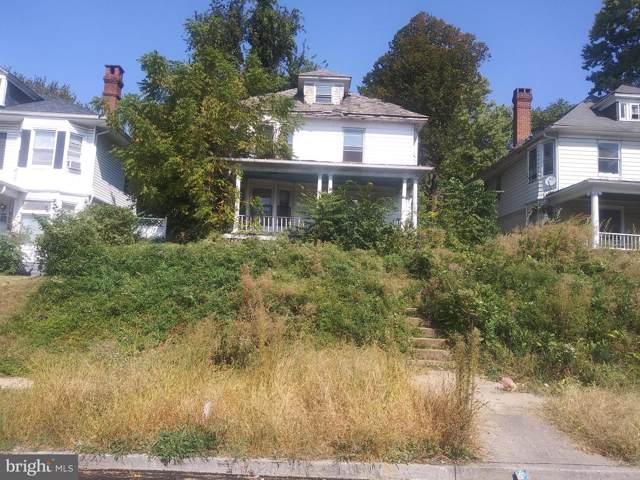 3304 Windsor Avenue, BALTIMORE, MD 21216 (#MDBA491074) :: Dart Homes