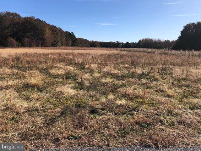 Lot 3 Collins Road, BISHOPVILLE, MD 21813 (#MDWO110378) :: AJ Team Realty