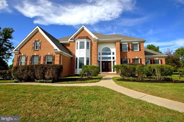 4 Cottonwood Drive, PRINCETON JUNCTION, NJ 08550 (#NJME288222) :: Bob Lucido Team of Keller Williams Integrity