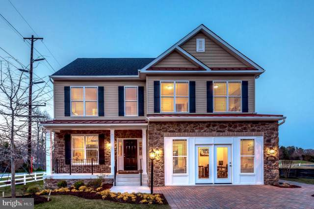 9313 Woodsedge Court, LAUREL, MD 20723 (#MDHW272522) :: Network Realty Group