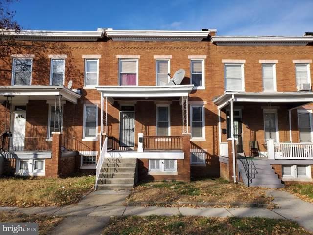 3040 Windsor Avenue, BALTIMORE, MD 21216 (#MDBA491124) :: AJ Team Realty