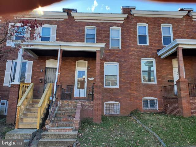 3017 Kenyon Avenue, BALTIMORE, MD 21213 (#MDBA491146) :: The Licata Group/Keller Williams Realty