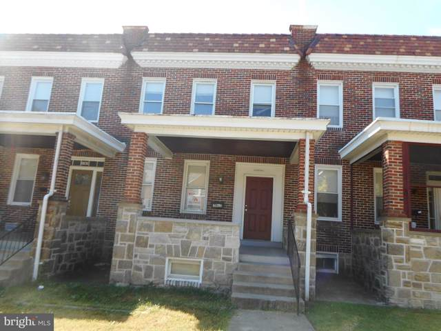 3063 Mayfield Avenue, BALTIMORE, MD 21213 (#MDBA491150) :: ExecuHome Realty