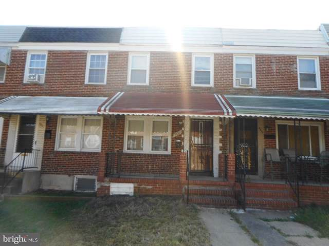 3859 Lyndale Avenue, BALTIMORE, MD 21213 (#MDBA491152) :: ExecuHome Realty
