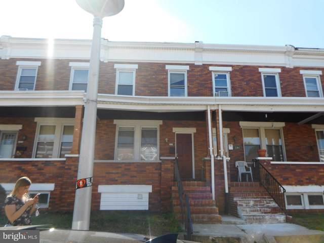 3311 Lawnview Avenue, BALTIMORE, MD 21213 (#MDBA491154) :: Dart Homes