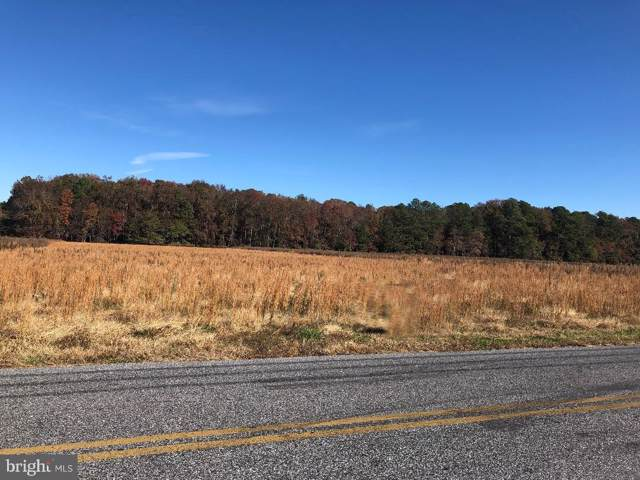 Lot 4 Collins Road, BISHOPVILLE, MD 21813 (#MDWO110388) :: AJ Team Realty