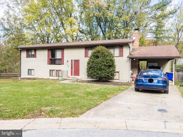 9434 Old Man Court, COLUMBIA, MD 21045 (#MDHW272530) :: Bob Lucido Team of Keller Williams Integrity