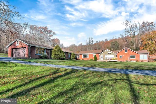 920 Bucks Church Road, DUNCANNON, PA 17020 (#PAPY101568) :: Teampete Realty Services, Inc