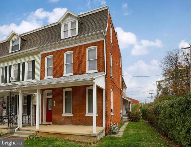 523 N West Street, YORK, PA 17404 (#PAYK128420) :: The Joy Daniels Real Estate Group
