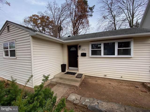 4007 Decatur Avenue, KENSINGTON, MD 20895 (#MDMC686618) :: The Licata Group/Keller Williams Realty
