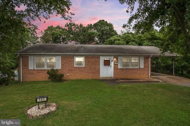 141 Ridgeway Street, FREDERICKSBURG, VA 22401 (#VAFB116110) :: Great Falls Great Homes