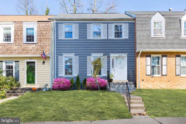 8855 Blade Green Lane, COLUMBIA, MD 21045 (#MDHW272546) :: The Speicher Group of Long & Foster Real Estate
