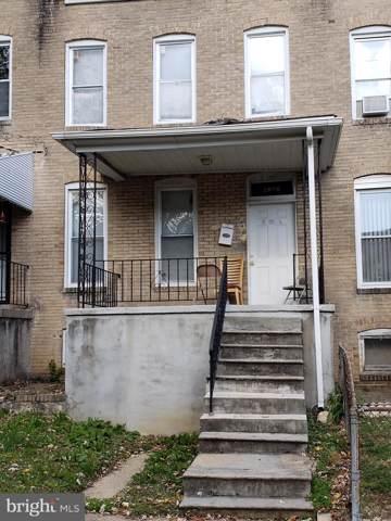 2828 Boarman Avenue, BALTIMORE, MD 21215 (#MDBA491200) :: Revol Real Estate