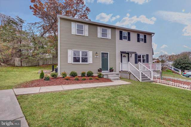 187 Scotts Manor Drive, GLEN BURNIE, MD 21061 (#MDAA418534) :: Great Falls Great Homes