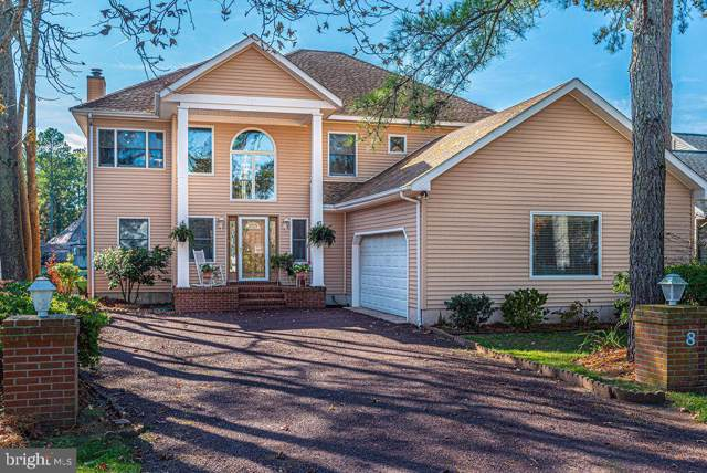 8 Beach Court, OCEAN PINES, MD 21811 (#MDWO110404) :: The Gold Standard Group