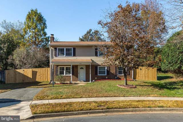 5234 Midway Court, WOODBRIDGE, VA 22193 (#VAPW482580) :: Network Realty Group