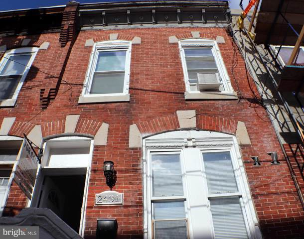 2431 Federal Street, PHILADELPHIA, PA 19146 (#PAPH849400) :: The Dailey Group
