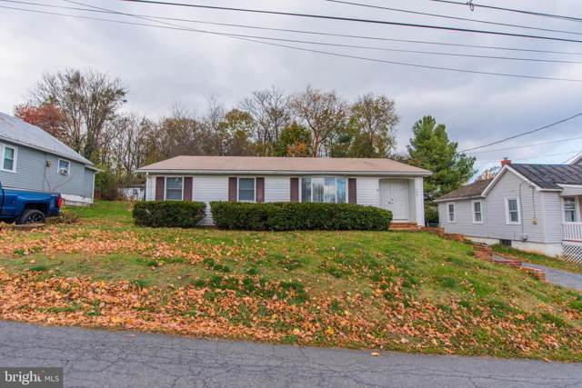 549 Hillman Drive, WINCHESTER, VA 22601 (#VAWI113494) :: The Putnam Group