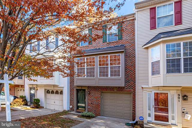 903 Hill Stream Drive, LANDOVER, MD 20785 (#MDPG550372) :: The Piano Home Group