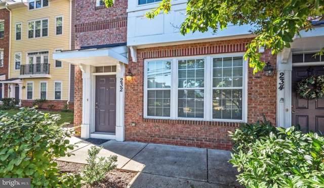 232 N Summit Avenue #26, GAITHERSBURG, MD 20877 (#MDMC686692) :: Jim Bass Group of Real Estate Teams, LLC