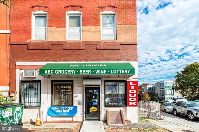 1401 6TH Street NW, WASHINGTON, DC 20001 (#DCDC449776) :: Eng Garcia Grant & Co.