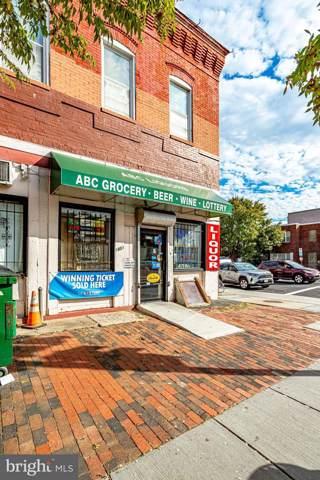 1401 6TH Street NW, WASHINGTON, DC 20001 (#DCDC449780) :: Eng Garcia Grant & Co.