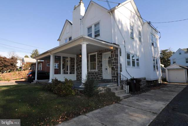 215 Green Avenue, LANSDOWNE, PA 19050 (#PADE504256) :: The John Kriza Team