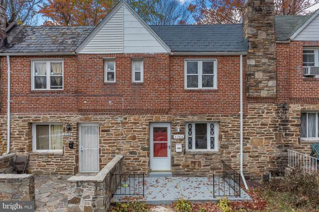 5706 Jonquil Avenue, BALTIMORE, MD 21215 (#MDBA491244) :: Great Falls Great Homes