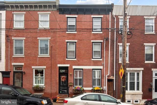767 N 24TH Street, PHILADELPHIA, PA 19130 (#PAPH849490) :: REMAX Horizons