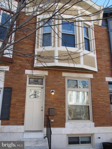 122 S Potomac Street, BALTIMORE, MD 21224 (#MDBA491252) :: The Dailey Group