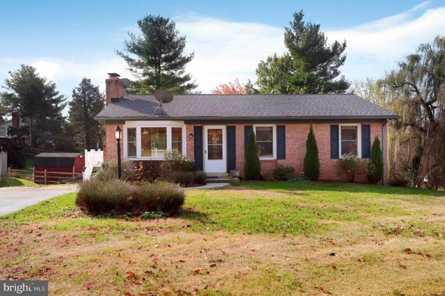1 Manchester Court, BRUNSWICK, MD 21716 (#MDFR256378) :: RE/MAX Plus