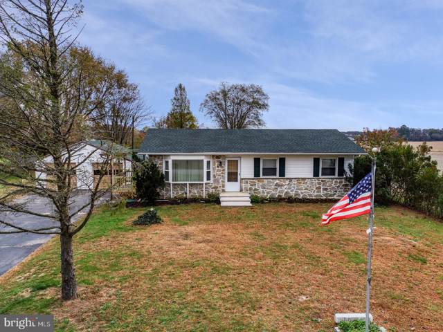8125 N Union Church Road, MILFORD, DE 19963 (#DESU151404) :: REMAX Horizons